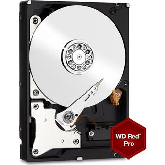 HDD 4TB WD4003FFBX Red Pro 256MB SATAIII 7200rpm