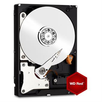 HDD 8TB WD80EFZX Red 128MB SATAIII NAS 5400rpm 3RZ