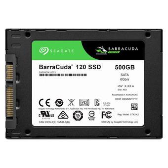 "SSD 2,5"" 500GB Seagate BarraCuda 120 SSD SATAIII"