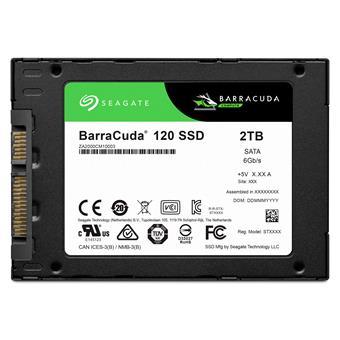 "SSD 2,5"" 2TB Seagate BarraCuda 120 SSD SATAIII"