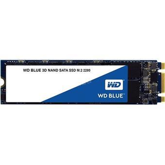 SSD 500GB WD Blue 3D NAND M.2 SATAIII 2280