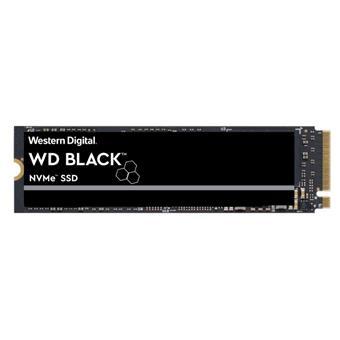SSD 500GB WD Black NVMe M.2 PCIe Gen3 x4 2280
