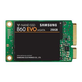 SSD 250GB Samsung 860 EVO mSATA III