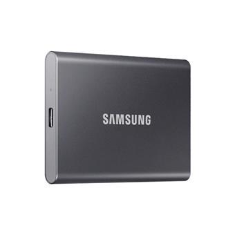 SSD 500GB Samsung externí, stříbrný