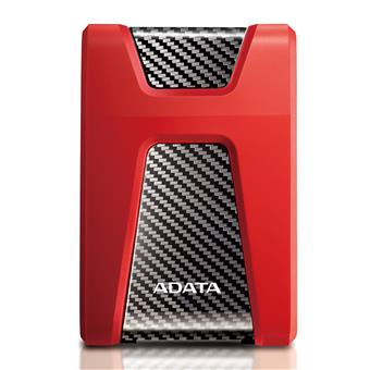 "ADATA HD650 1TB External 2.5"" HDD Red"