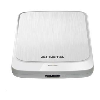 """ADATA HV320 2TB External 2.5"""" HDD bílý"""