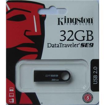 32GB Kingston USB DTSE9 černá pro C4