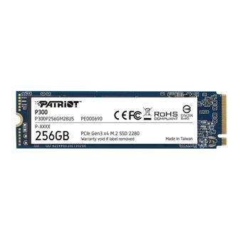 SSD 256GB PATRIOT P300 M.2  2280 PCIe NVMe