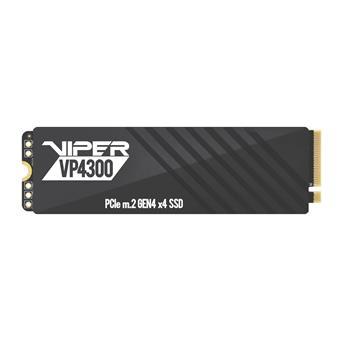 SSD 2TB PATRIOT VP4300 M.2 NVMe Gen4x4