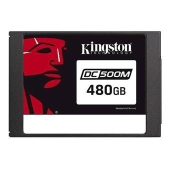 """480GB SSD DC500M Kingston Enterprise 2.5"""""""