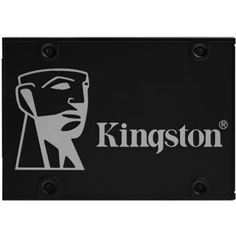 """512GB SSD KC600 Kingston SATA 2,5"""" bundle"""