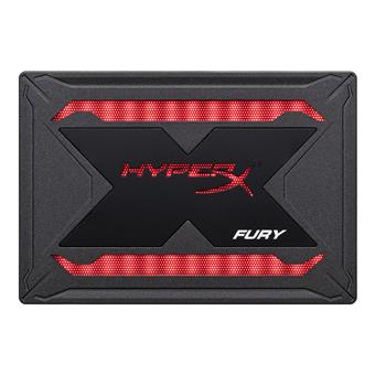 """480GB SSD HyperX Fury 2.5"""" SHFR RGB"""