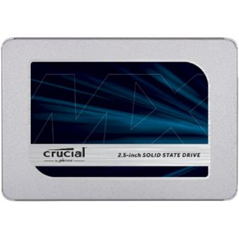 "250GB SSD Crucial MX500 SATA 2,5"" 7mm"