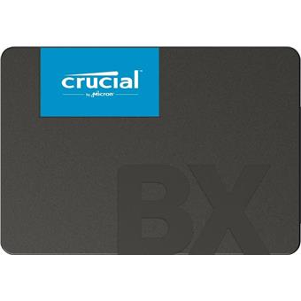 "120GB SSD Crucial BX500 SATA 2,5"""
