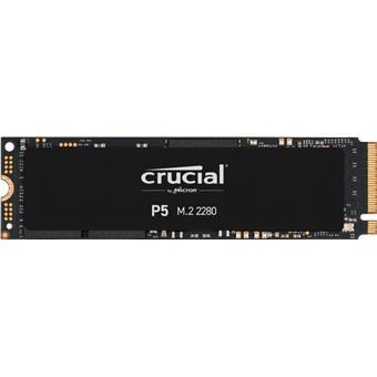 Crucial P5 250GB 3D NAND NVMe