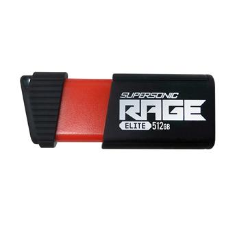 512GB Patriot Supersonic Rage Elite USB 3.1 až 400MB/s