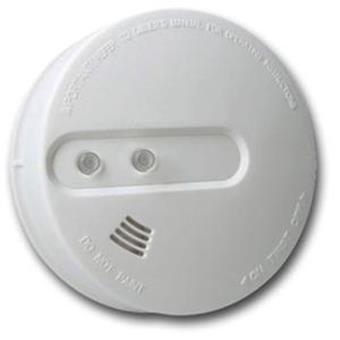 EVOLVEO bezdrátový detektor kouře a teploty pro Alarmex/Sonix