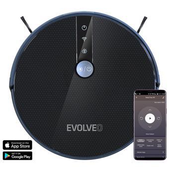 EVOLVEO RoboTrex H9, robotický vysavač (stírání vodou a nabíjecí stanice)