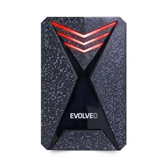 """EVOLVEO 2.5"""" Tiny 7G, externí rámeček na HDD, USB 3.0"""