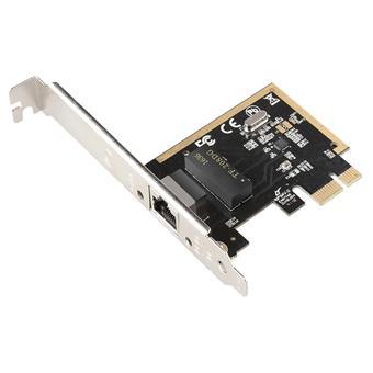 EVOLVEO PCIe Gigabit Ethernet Card 10/100/1000 Mbps, rozšiřující karta