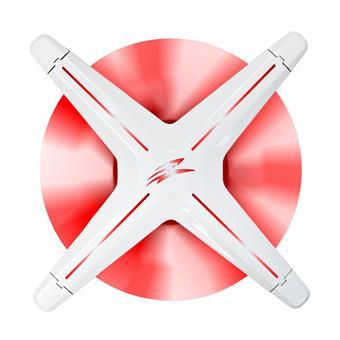 EVOLVEO Ptero 12CR, PWM, 4pin, LED červený, 12V  ventilátor 120mm