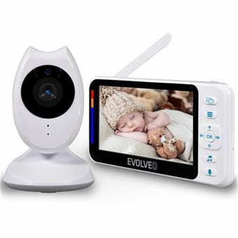 EVOLVEO Baby Monitor N4