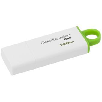 128GB Kingston USB 3.0 Data Traveler G4 zelený