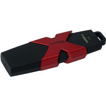 128GB Kingston USB 3.1/3.0 HyperX Savage 350R/250W