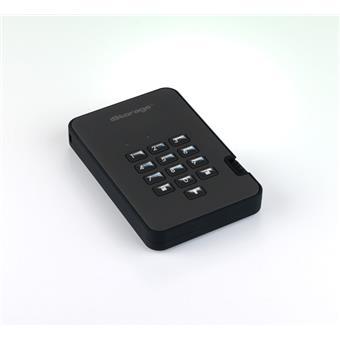 diskAshur2 SSD 256-bit 2TB - Black