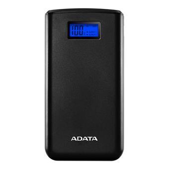 ADATA S20000D Power Bank 20000mAh černá
