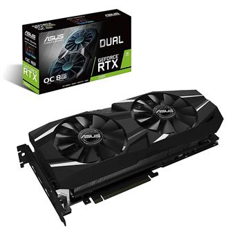 ASUS Dual GeForce RTX™ 2080 OC Edition 8GB GDDR6