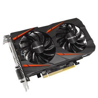GIGABYTE Radeon™ RX460 WINDFORCE OC 4GB