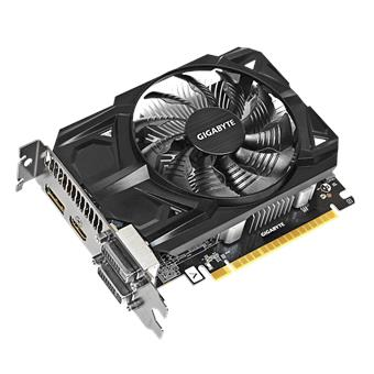 GIGABYTE Radeon™ R7 360 Ultra Durable 2 OC 2GB