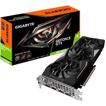 GIGABYTE GTX 1660 SUPER™ GAMING OC 6G