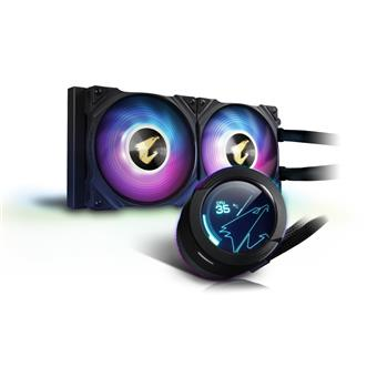 GIGABYTE CPU vodní chladič AORUS WATERFORCE X 240