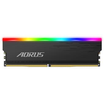 GIGABYTE AORUS 16GB DDR4 3733MHz RGB kit 2x8GB
