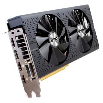 Sapphire Nitro+ RX 470 8GB (256) aktiv D 2xH 2xDPO