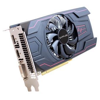 Sapphire PULSE RX560 4GB (128) aktiv D H DP