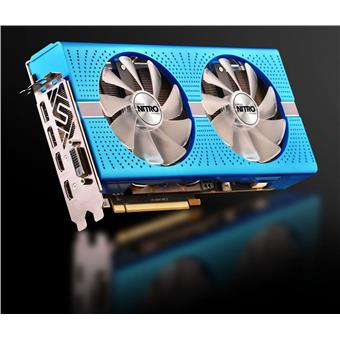 Sapphire NITRO+ RX590 8GB (256) aktiv D 2xH 2xDP S