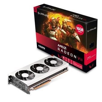 Sapphire Radeon VII 16GB HBM2 (4096) aktiv H 3xDP