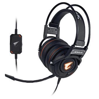 GIGABYTE - headset - AORUS H5