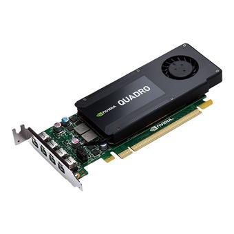 PNY Quadro K1200 4GB (128) 4xmDP (DP) (3 roky záruka)
