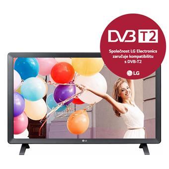 "24"" LG LED 24TL520S- HD Ready, HDMI, TV Tuner"