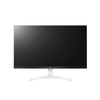 "27"" LG LED 27UD69P-W -UltraHD 4K,16:9,IPS,5ms GTG,2xHDMI,DP"