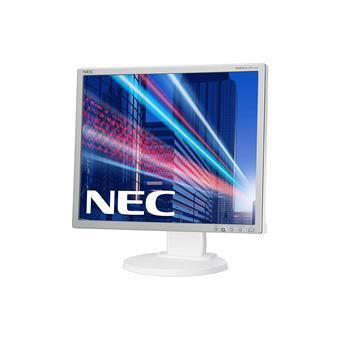 """19"""" LED NEC V-Touch 1925 5U-5-žilový,DVI,USB-bílý"""