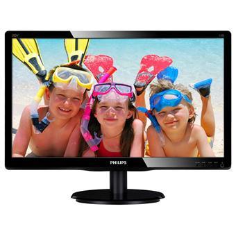 """19,5"""" LED Philips 200V4QSBR-FHD,MVA,DVI"""