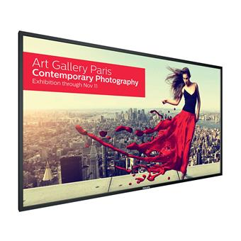 "75"" LED Philips 75BDL3000U-UHD,IPS,410cd,24/7"