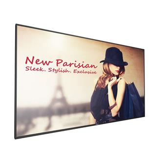 "98"" LED Philips 98BDL4150D-UHD,IPS,500cd,AN,24/7"