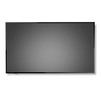 "65"" LED NEC E657Q,3840 x 2160,VA,16/7,350cd"