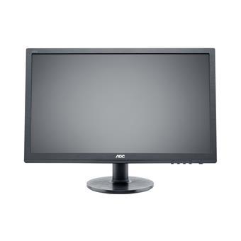 "22"" LED AOC E2260SDA - 1680x1050,DVI,rep,blk"
